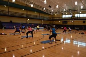 Fitness Class 2