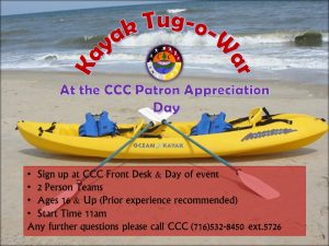 Kayak tug0war flyer