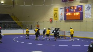 Buffalo vs. Pittsburgh Vengeance