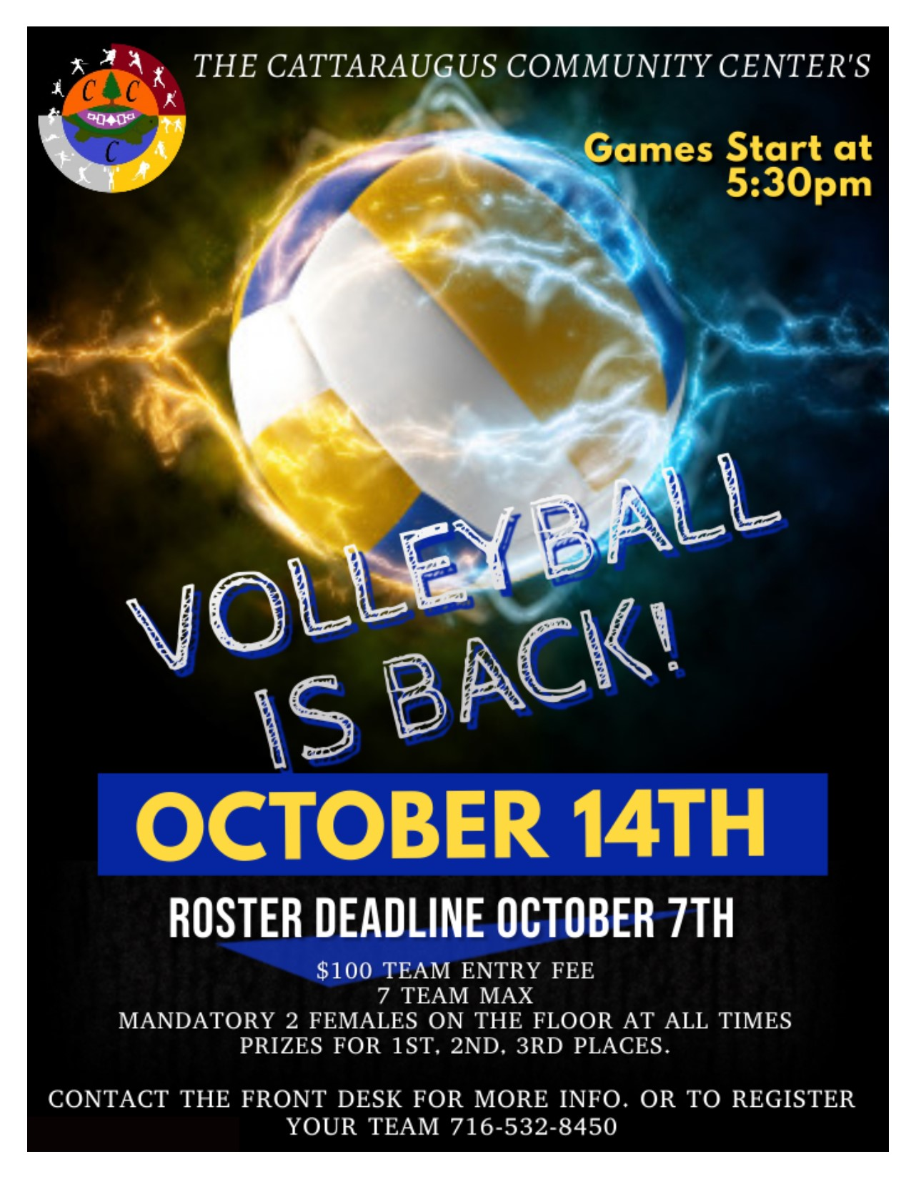 Volleyball League (2)